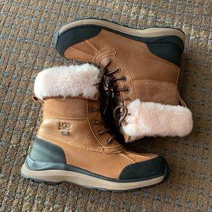 ugg adirondack genuine sheepskin boots, snow boots